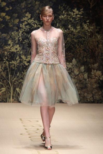 Laura Biagiotti Runway - Milan Fashion Week Womenswear Spring/Summer 2014