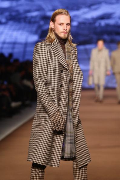 Etro - Runway - Milano Settimana della Moda Uomo Autunno / Inverno 2014